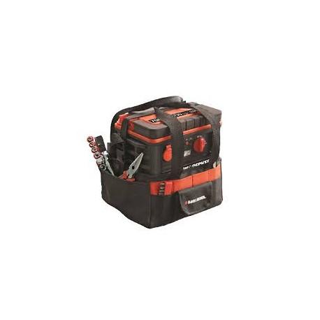 Avviatore Black and Decker JS700TKCB per motore 350A Borsa con compressore