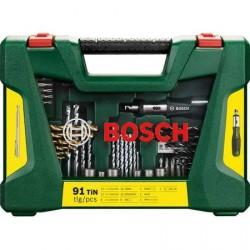 Set perforazione 91 pezzi Bosch