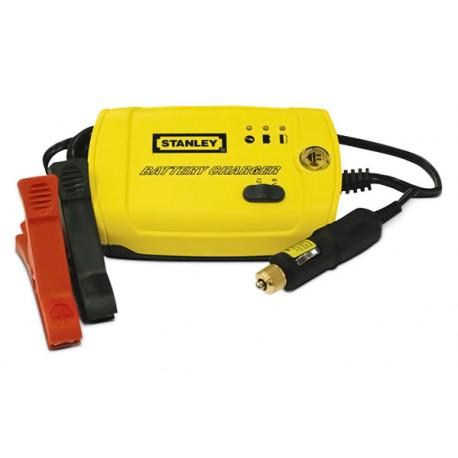 Carica batterie e Manutentore di carica STANLEY